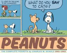 Complete Peanuts, The: 1961-1962 (vol. 6)