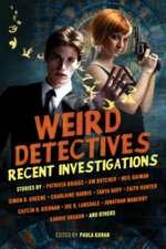 Weird Detectives: Recent Investigations