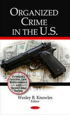 Organized Crime in the U.S.