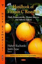 Handbook of Vitamin C Research