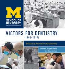 Victors for Dentistry (1962–2017): Decades of Innovation and Discovery