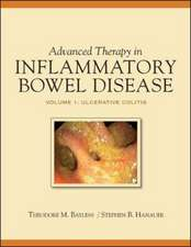 Advanced Therapy in Inflammatory Bowel Disease, Vol I:  Ibd and Ulcerative Colitis