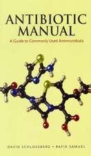 Antibiotics Manual