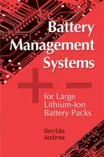 Battery Management Systems for Large Lithium Ion Battery Packs:  A Holistic Approach