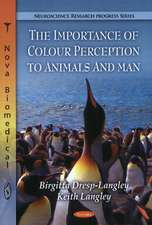 Importance of Colour Perception to Animals & Man