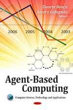 Agent-Based Computing
