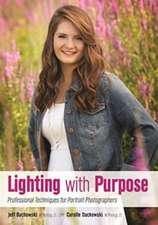 Lighting With Purpose: Professional Techniques for Portrait Photographers