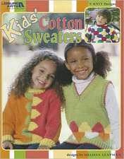 Kids' Cotton Sweaters