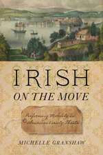 Irish on the Move: Performing Mobility in American Variety Theatre