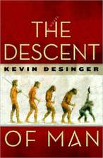 The Descent of Man:  A Memoir of Kisses