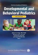 AAP DEVELOPMENTAL & BEHAVIORAL