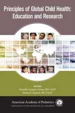 Principles of Global Child Health