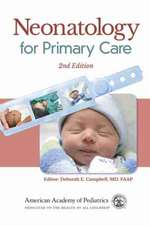 Neonatology for Primary Care