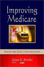 Improving Medicare