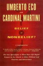 Belief or Nonbelief?: A Confrontation