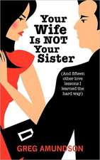 Your Wife Is Not Your Sister:  Simon Saves the Day
