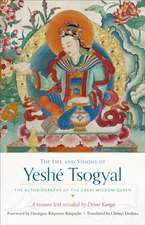 The Life and Visions of Yeshe Tsogyal