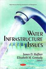 Water Infrastructure Issues