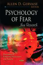 Psychology of Fear