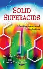 Solid Superacids
