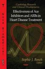 Effectiveness of ACE Inhibitors & ARBs in Heart Disease Treatment
