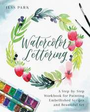 Watercolor Lettering