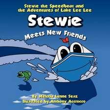 Stewie Meets New Friends