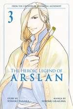 The Heroic Legend Of Arslan 3