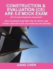 Construction & Evaluation (CE) ARE 5.0 Mock Exam (Architect Registration Exam)