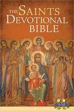 Saints Devotional Bible-NABRE