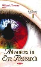Advances in Eye Research