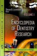 Encyclopedia of Dentistry Research