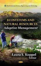 Ecosystems & Natural Resources