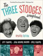 The Three Stooges Scrapbook:  Conversations with Alternative Guitarists from Proto-Punk to Post-Rock