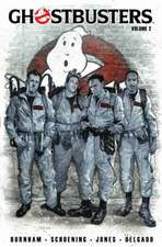 Ghostbusters, Volume 2:  Cobra Command, Volume 2