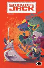 Samurai Jack, Volume 1