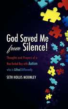 God Saved Me from Silence!