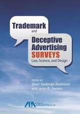 Trademark and Deceptive Advertising Surveys