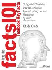 Studyguide for Cerebellar Disorders