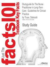 Studyguide for the Nurse Practitioner in Long-Term Care
