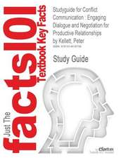 Studyguide for Conflict Communication