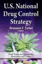 U.S. National Drug Control Strategy