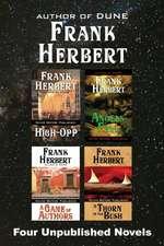 Four Unpublished Novels