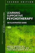 Learning Supportive Psychotherapy