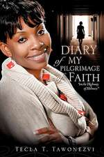 Diary of My Pilgrimage of Faith