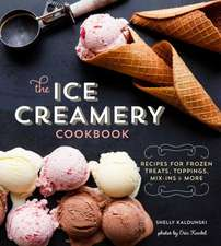 The Ice Creamery Cookbook:  Tips for Every Motorcyclist