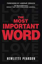 The Most Important Word