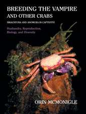 Breeding the Vampire and Other Crabs