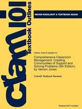 Studyguide for Comprehensive Classroom Management