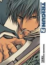Trigun Maximum Omnibus Volume 2